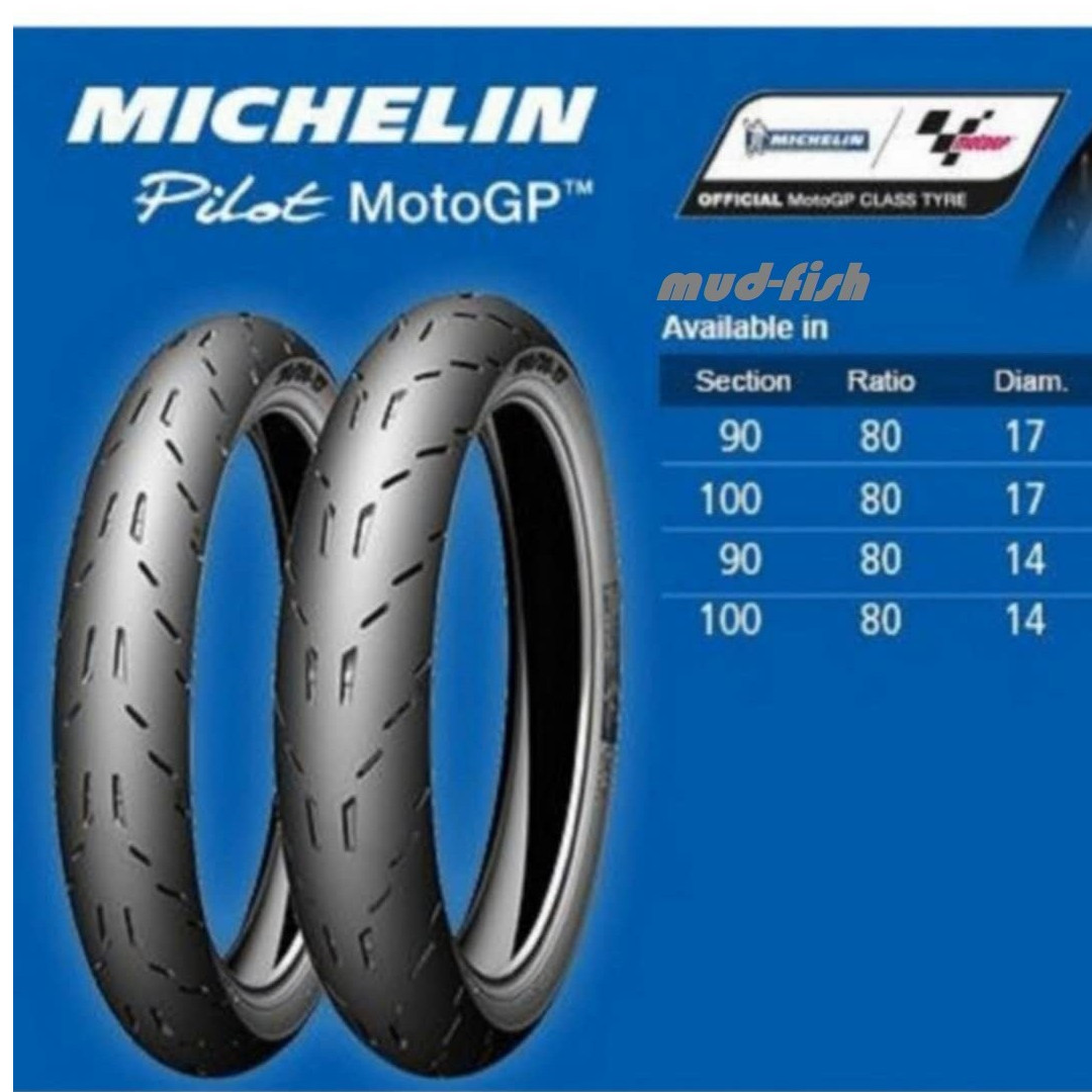 Michelin Pilot MotoGp Tires for Yamha Sniper 150 , Honda RS150 , Scooter in  stock now!