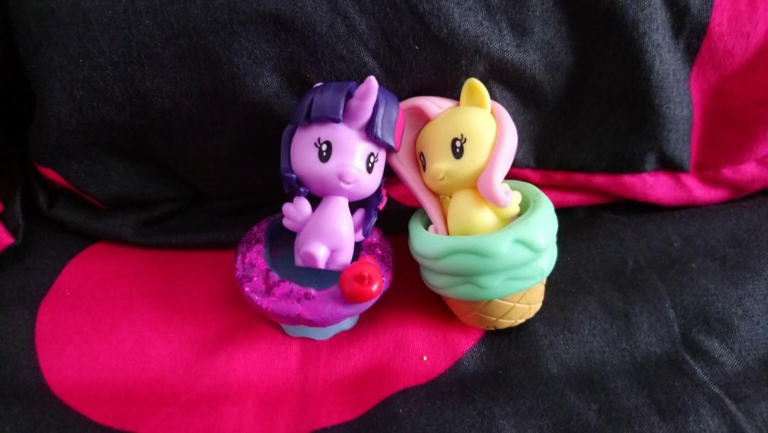My Little Pony Cutie Mark Crew Twilight and Fluttershy