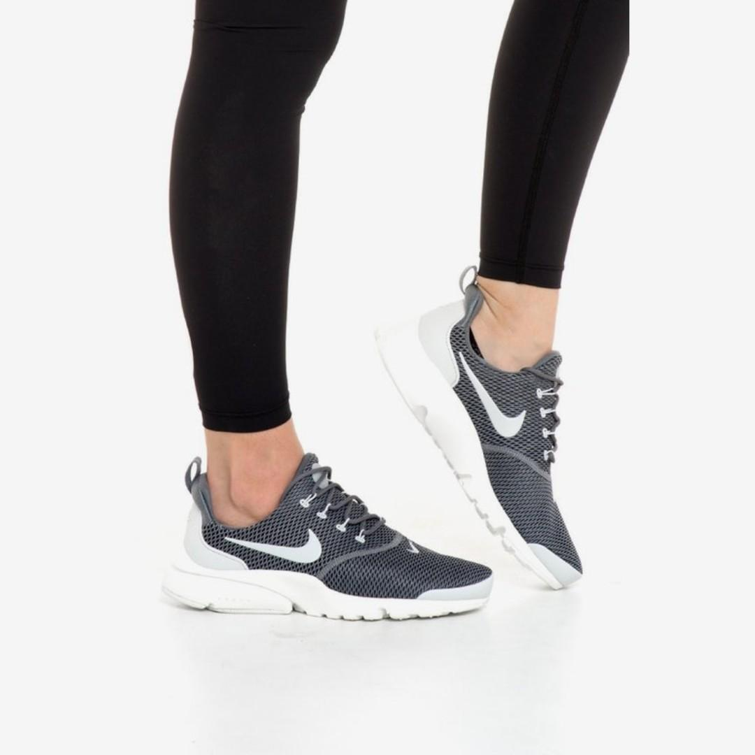 size 40 28623 f6928 NIKE Presto Fly Womens Running Shoes Cool Grey Authentic ...