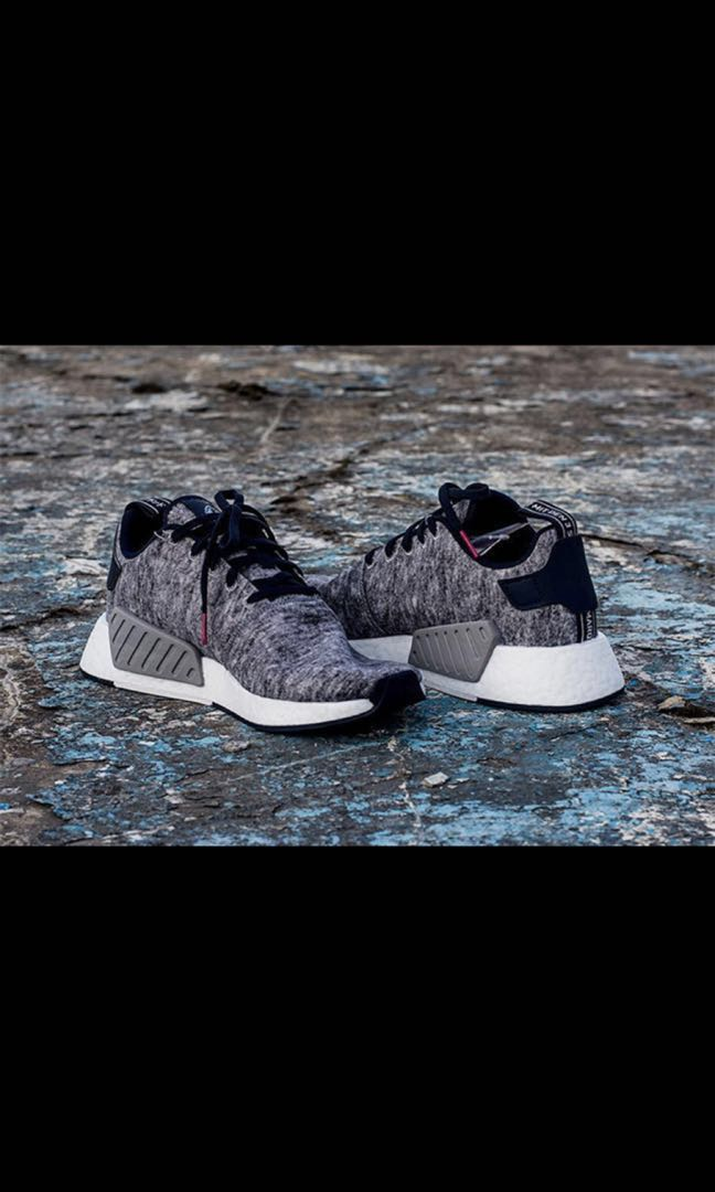 promo code 263be f304e NMD R2 x United arrows and sons