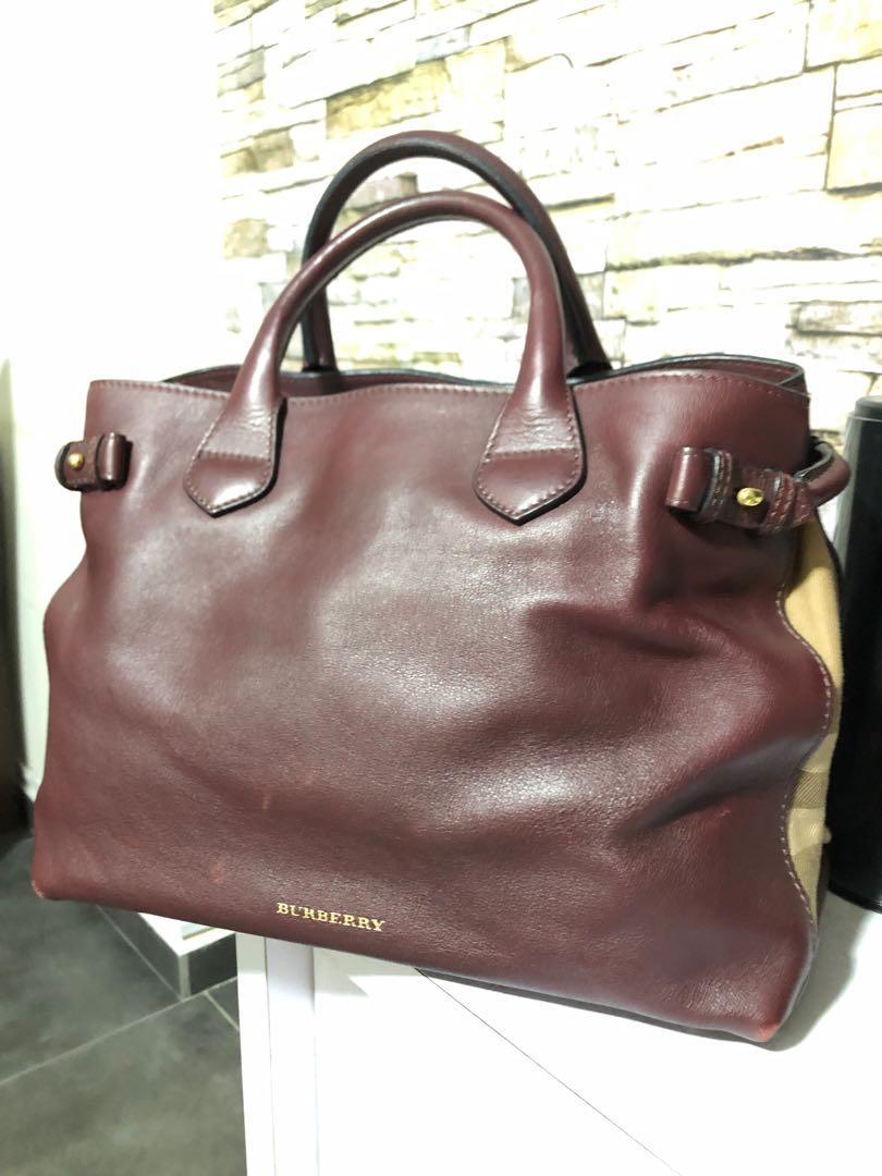 d27d80e96f67 Original Burberry Handbag