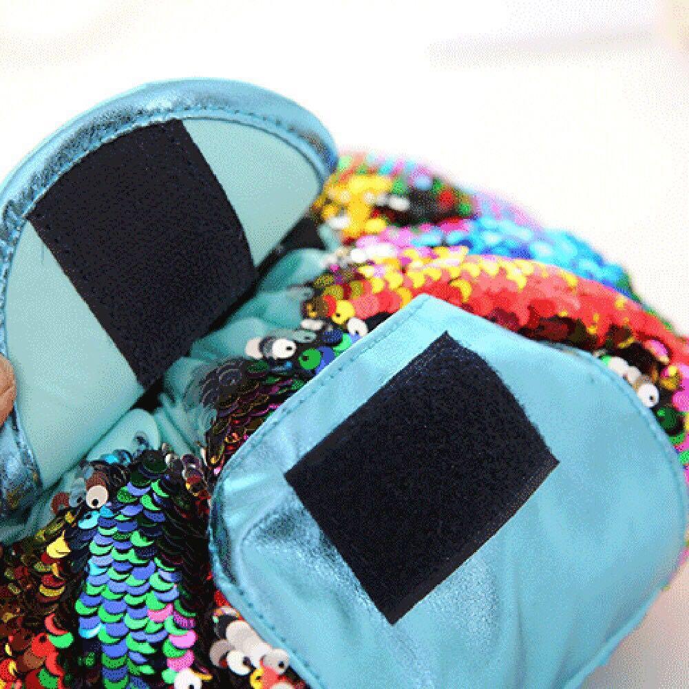 b2afb56e77eb  PO  Mermaid Sequins Drawstring Cosmetic Bag Big Capacity
