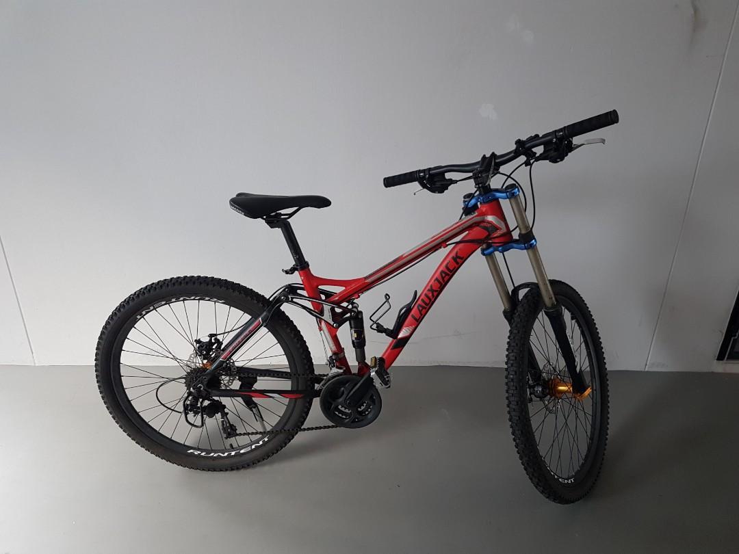 Selling my beloved Full Suspension Mountain bike, Bicycles