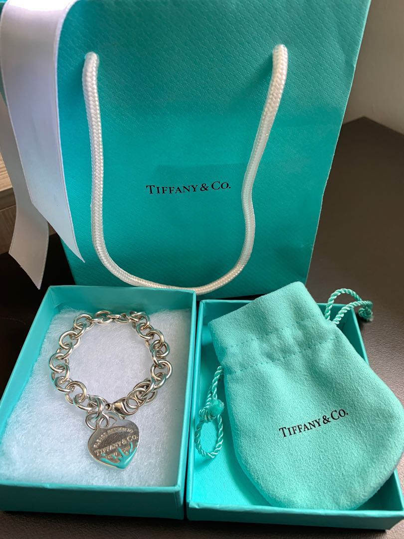 300a7f68e Tiffany & Co Bracelet, Women's Fashion, Jewellery, Bracelets on ...