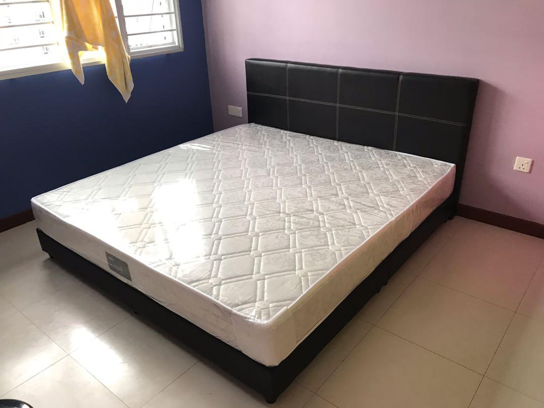 Warehouse Direct Bed Set Sale Mattress Included Furniture Beds Mattresses On Carousell