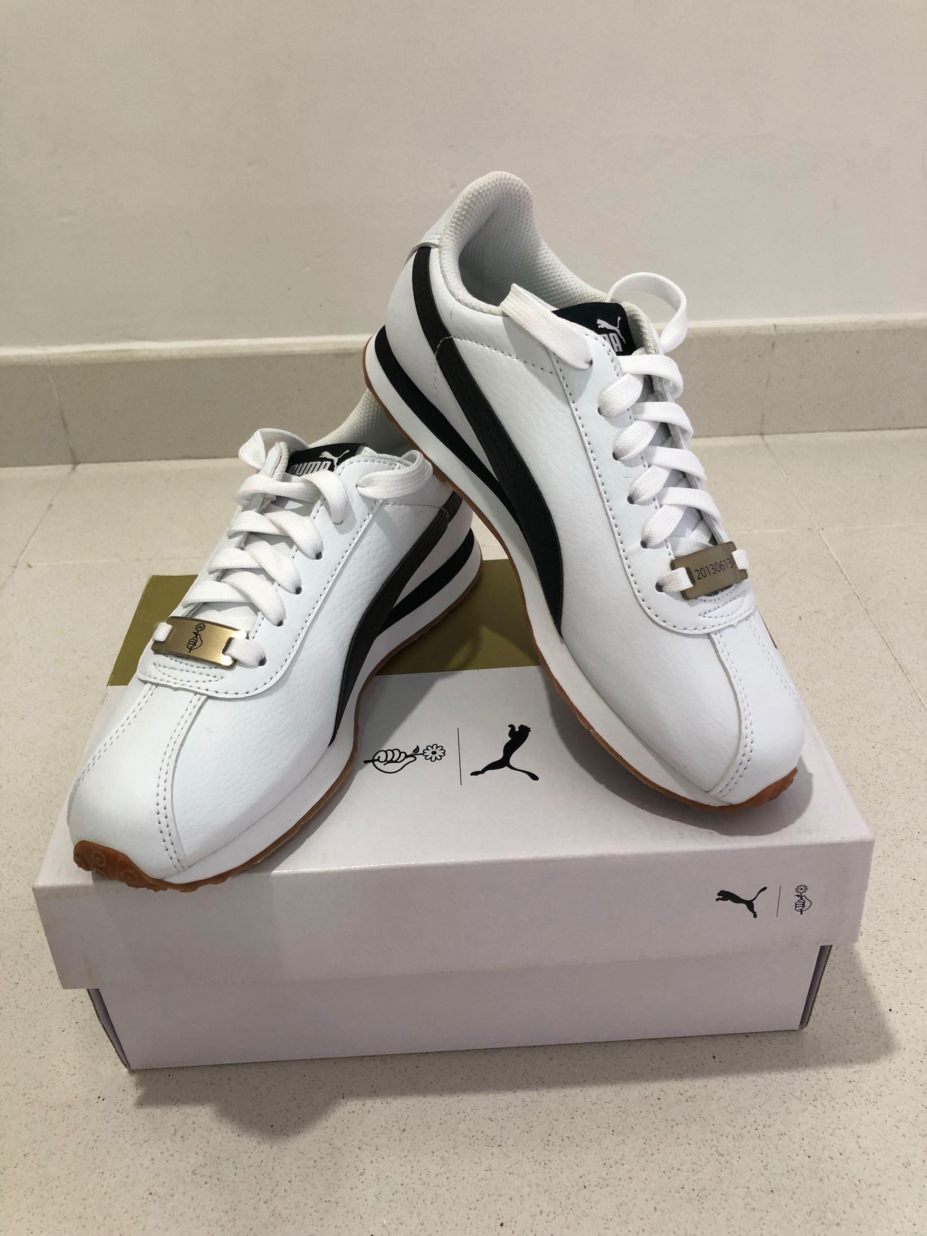 26bf89c0731  WTS  BTS Puma Turin shoes