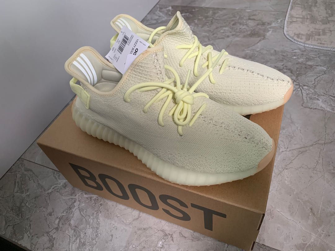 3212897fdc0d Yeezy Boost 350 V2 Butter UK8.5 US9.0