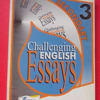 Challenging English Essays (Secondary 3)