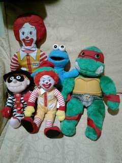 Mc do stuff toys
