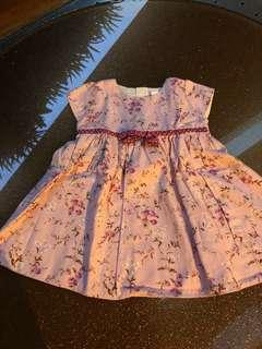 Baby Girl Dress (up to 70cm)