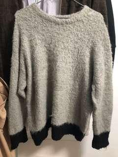 Urban research mohair sweater