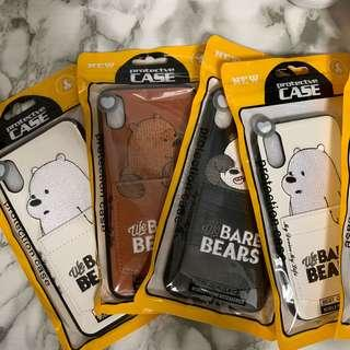 We Bare Bears iPhone Cover