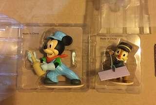 迪士尼 米奇公仔