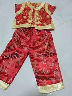 Boy CNY Costume