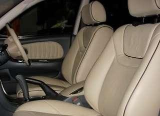 PROTON PERDANA V6 - ORIGINAL LEATHER SEAT COVER