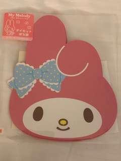 Sanrio My Melody die cut ang bao