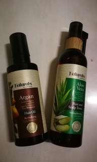Argan Oil & Scalp Tonic