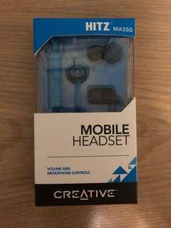 Blue Creative Mobile Headset