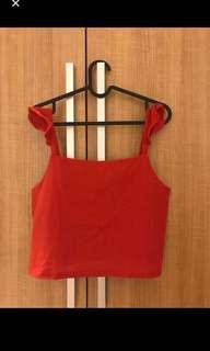 Oudre red top
