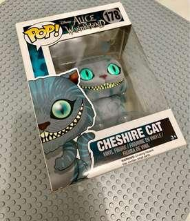 Funko Pop Cheshire Cat FLOCKED Version Disney