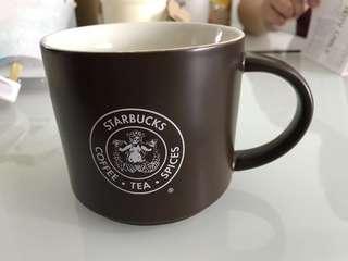 Vintage Starbuck Mug