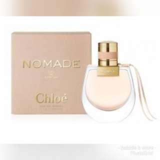Chloe Nomade EDP  2018新款香水  50ml/75ml