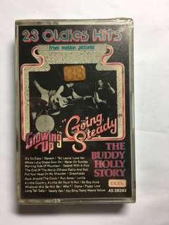80年代未開封音樂錄音帶 23 Oldies Hits,極珍貴👍,收藏家之選!