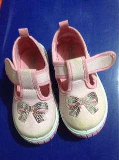 PL sugarkids pink shoes