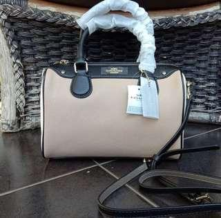 SPECIAL PRICE! Coach bennett in colorblock
