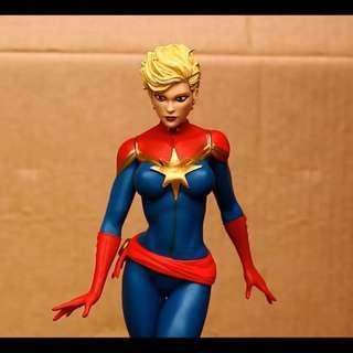 Diamond Select Marvel Gallery Captain Marvel PVC Figure