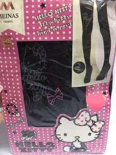 Hello Kitty 絲襪 $8.5 made in TaiWan