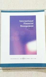 International Financial Management 4th edition