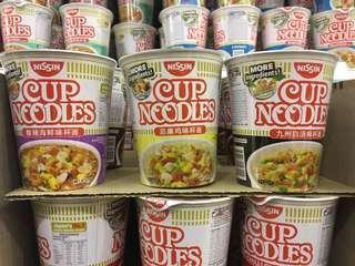 新加坡代購 日清限定口味