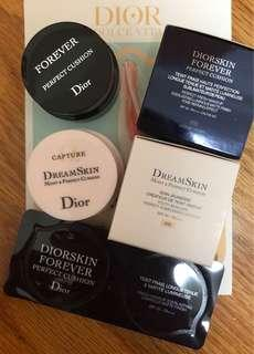 CD Dior BB Cushion Sample x 3