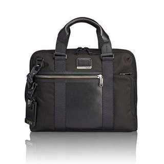 Tumi briefcases