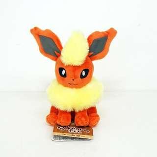 Pokemon Center Original Limited Plush Doll Pokemon fit Flareon JAPAN OFFICIAL