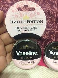 Vaseline Lip Therapy Limited Edition