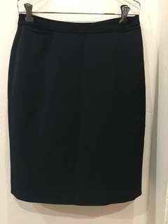 BULK formal black grey skirts