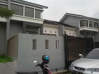 Rumah baru di kontrakan Grand pakis