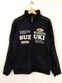 Sweater zipper suzuki