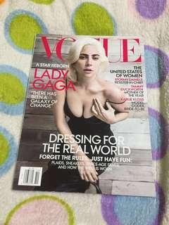 Lady Gaga - Vogue 2018