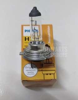 HEAD LAMP BULB H7 ( PHILIPS )