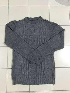 Winter 80% Wool Sweater