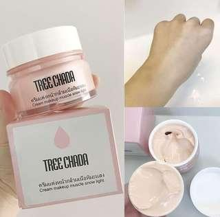 TREE CHADA CREAM MAKEUP MUSCLE SNOW LIGHT