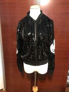Brand new Mickey Mouse sequin jacket