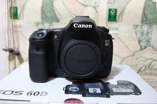 Canon 60D lens  18-55mm