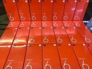 Xiaomi Redmi 6 (3+32GB) Local Set