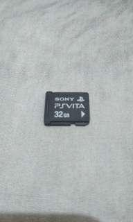 32gb PS Vita Mem Card