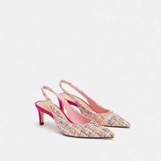 Restock! Zara heels