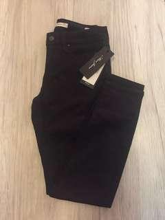 Black Mavi Skinny Jeans
